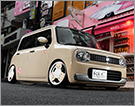 「CLASSY」 LAPIN HE22S MC Before/After Bumper Type